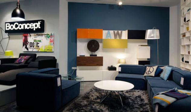 La franquicia de muebles boconcept espera crecer 40 en for Franquicias de muebles