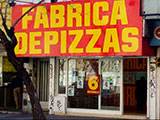 Franquicia Fábrica de Pizzas