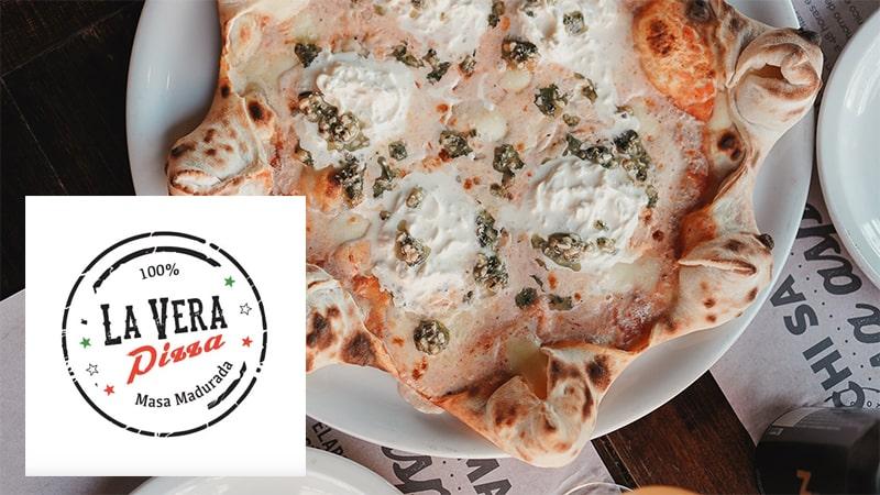 Franquicia la vera pizza