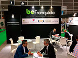 Stand BeFranquicia SIF 2016